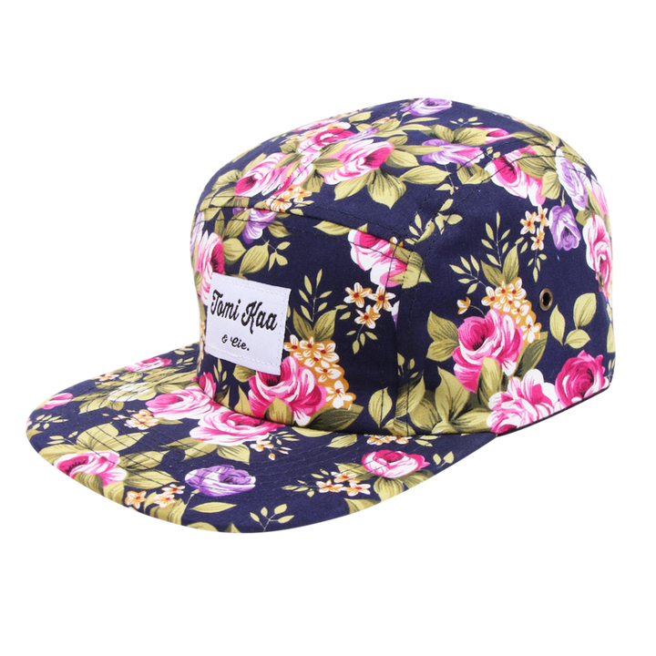 Five Panels - Tomi Kaa Gorra Flower Power
