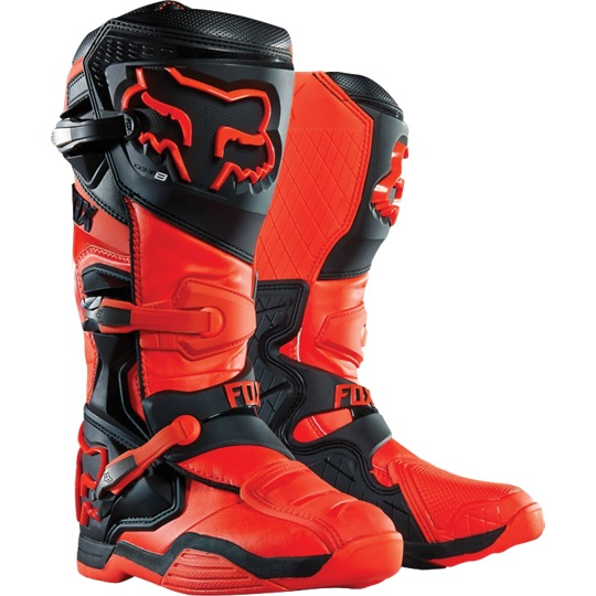 Fox Head Botas Motocross Fox Head Comp 8 - N° 45.5 - #16451009