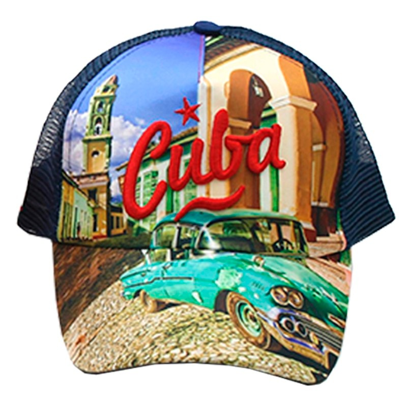 Truckers - Fight For Your Right Corra Trucker Cuba