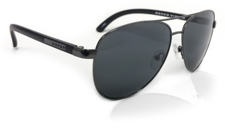 Sunglasses - Hoven Vision DEWEY Black on Black