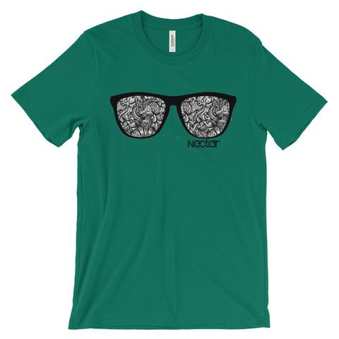 Sunglasses - Nectar Sunglasses Unisex short sleeve t-shirt