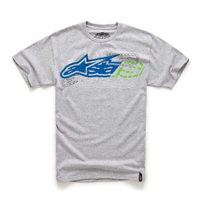Mangas Cortas - Alpinestars Remera On/off Niños