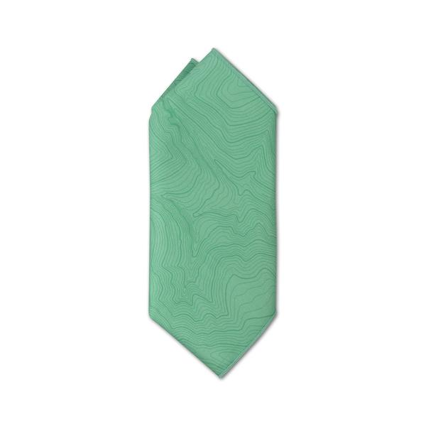 More - Kind Design Topo Pocket Square