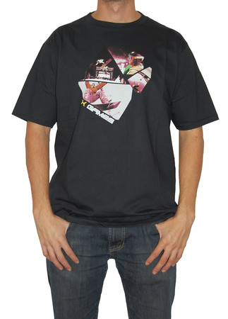 Mangas Cortas - X Games Remera Snow Seasson