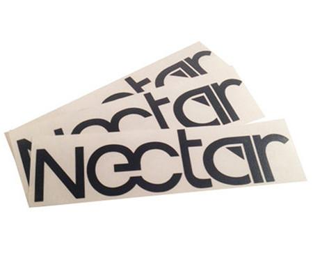 Accessories - Nectar Sunglasses VINYL DECALS  (mixed colors)