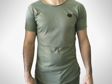 Mangas Cortas - Forcefield Remera FFC Long