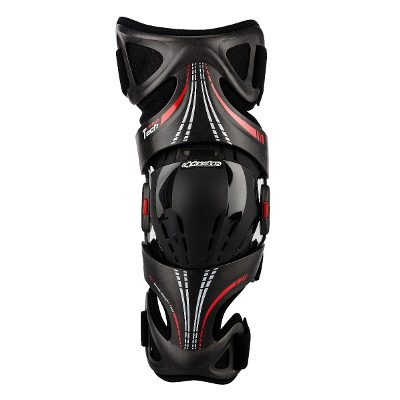 Alpinestars Alpinestars Fluid Tech Carbon Knee Par-mx Rodillera Carbono