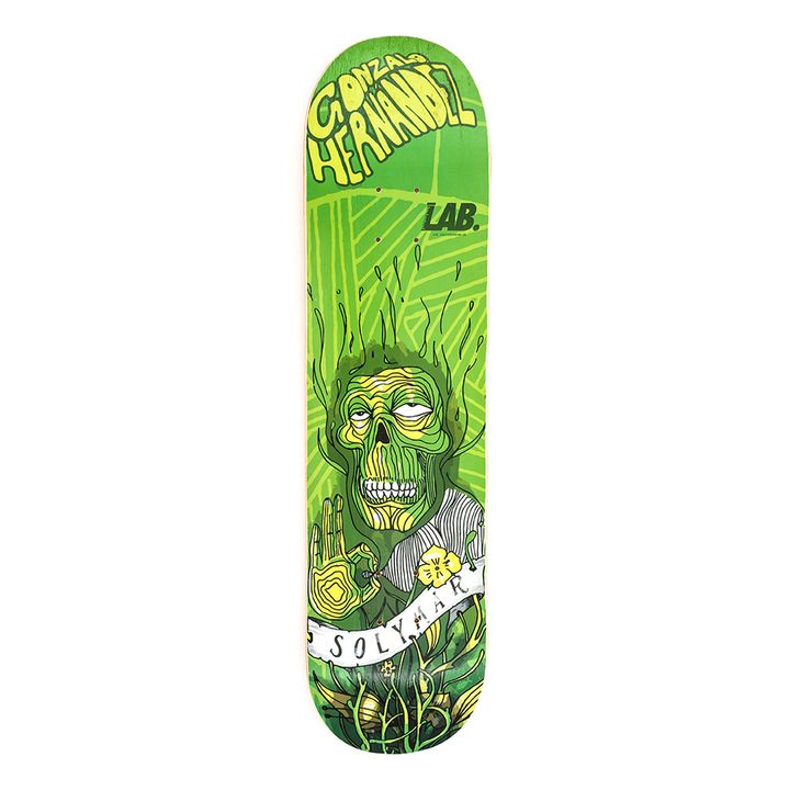 Tablas - Lab Skateboarding Deck de Skate Hernandez