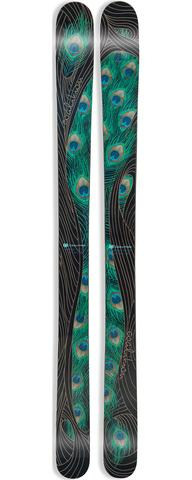 Powder - Coalition Snow Abyss Powder Ski | Peacock