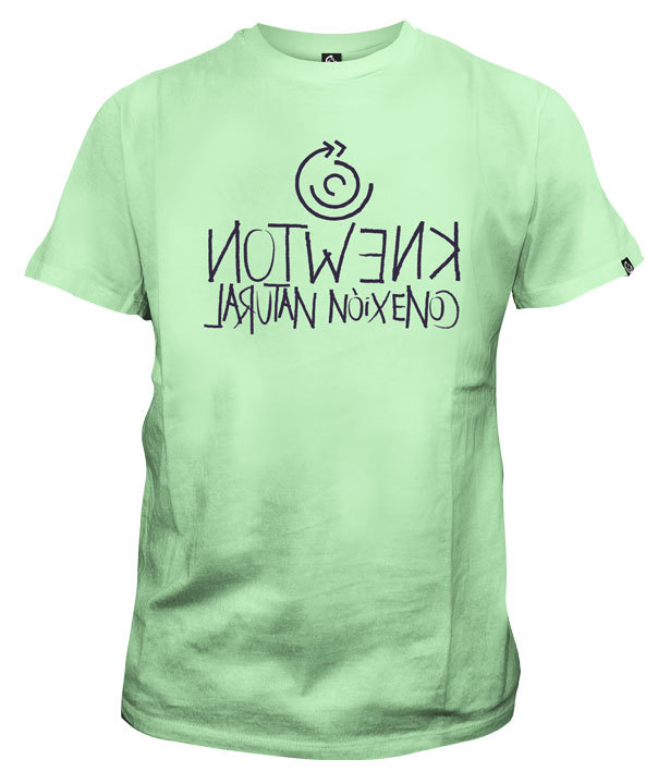 Mangas Cortas - Knewton Remera Knewton Rebel