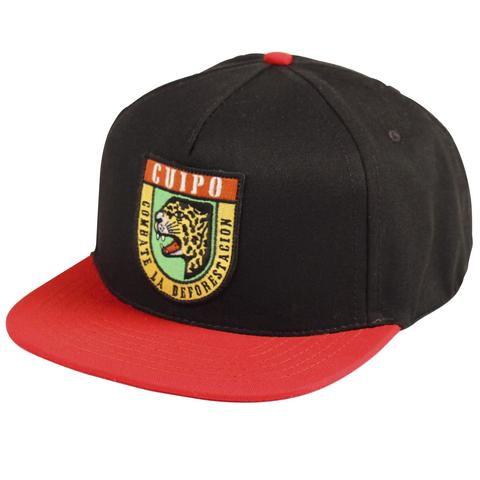 Tees - Cuipo Combate Jaguar Shield Hat