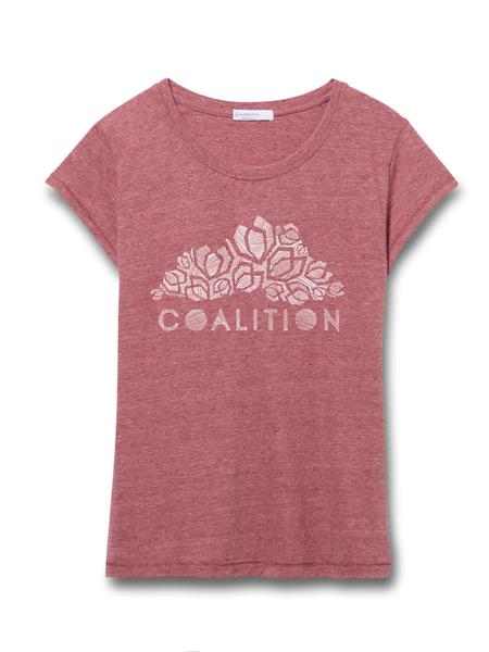 Tees - Coalition Snow Short Sleeve Mountain Tee