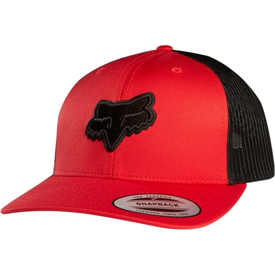 Truckers - Fox Head Gorra Fox Head  - Binding Snapback #10126003