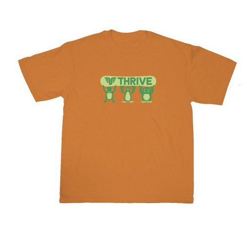 Tees - Thrive THRIVE YOUTH ANIMALS T-SHIRT