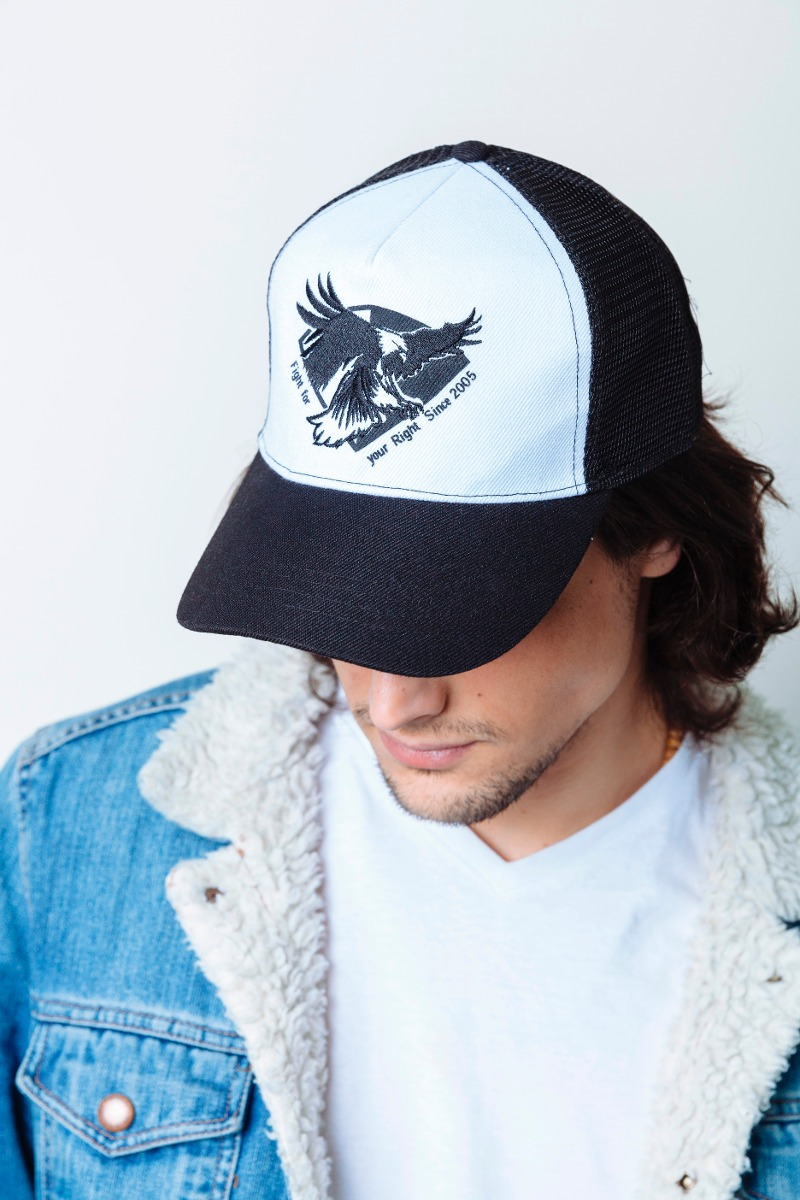 Truckers - Fight For Your Right Gorra Trucker Nilo