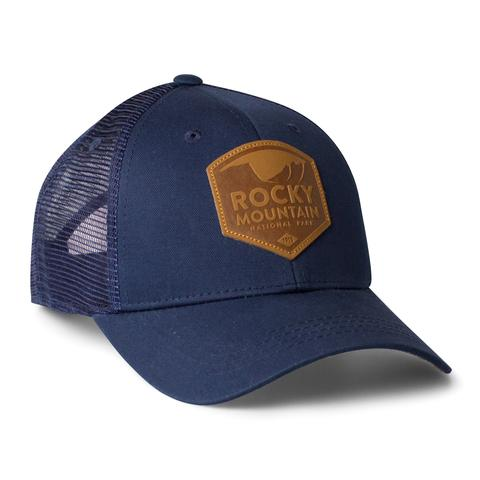 Ball Caps & Snapbacks - Kind Design ROCKY MOUNTAIN NATIONAL PARK CAP
