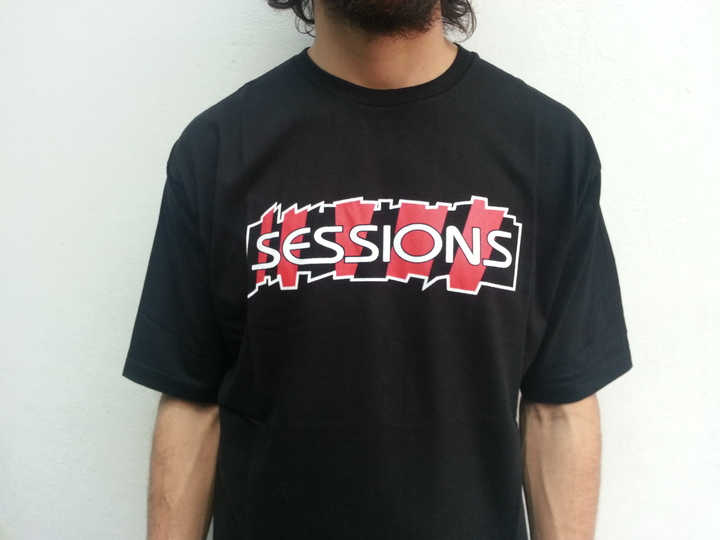Mangas Cortas - Sessions Remera Zebra