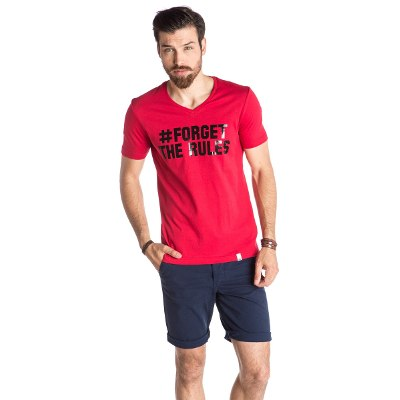 Indumentaria - Kout Remera Forget The Rules- Kout Hombre