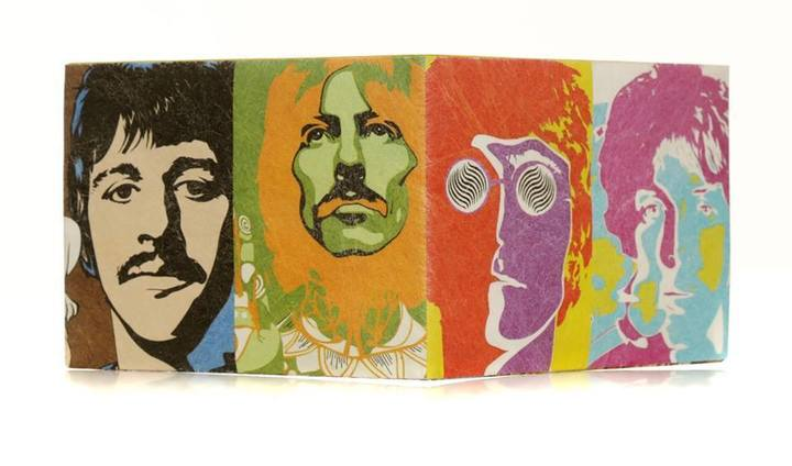 Billeteras - Wally Wallets Billetera The Beatles