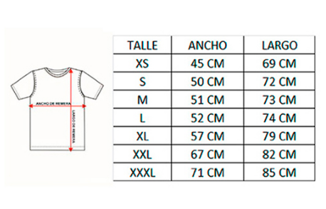 Mangas Cortas - Sismo Remera Double Problem Tee W16