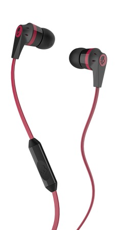 Skullcandy Auriculares Skullcandy Inkd 2.0 In-ear W/mic 1 Black/red