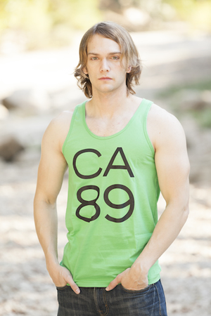 Tanks - California 89 Men's CA89 Tank