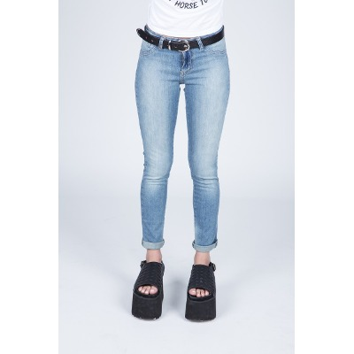 Jeans - Kout Jean Chupin Freedom Mujer