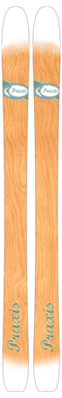 All Mountain - Praxis Skis Freeride