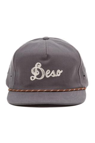 Accessories - Desolation Supply Co Sanded Cotton Cap