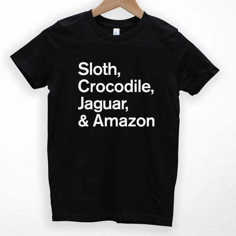 Tees - Cuipo Animals & Amazon Youth Tee