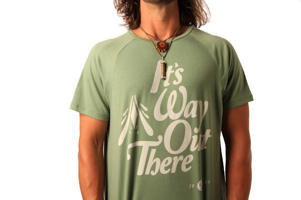 Tees - Desolation Supply Co It's Way Out There Tee
