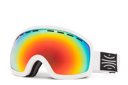 Goggles - Bosky Optics Bosky MK.2 White Snow Goggles