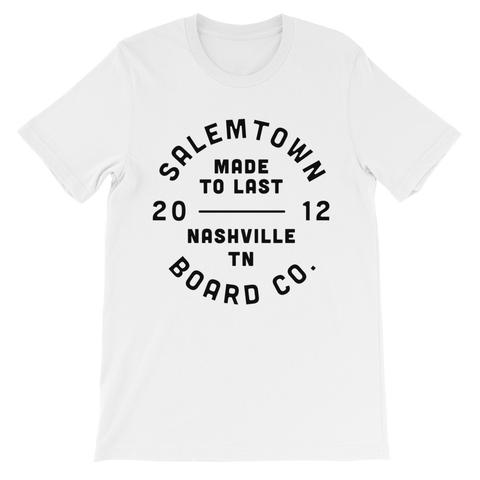 Boards - Salemtown Board Co SBCo. Badge T