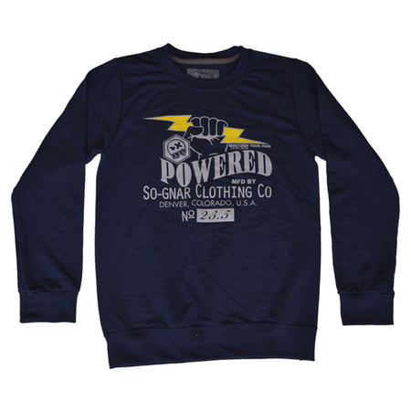 Hoodies - So-Gnar Powered Vintage Throwback