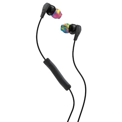 Skullcandy Auriculares Skullcandy Method In-ear W/mic Black/swirl/cool