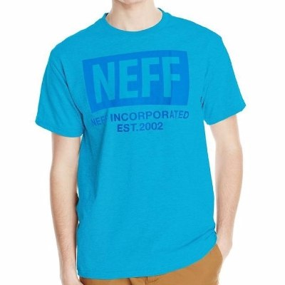 Mangas Cortas - Neff Remera Neff New World #15p29028295