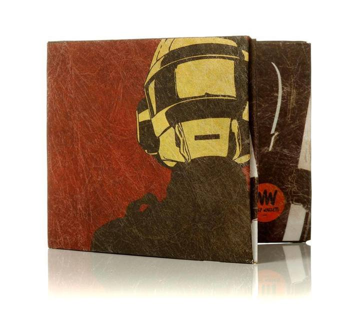 Billeteras - Wally Wallets Billetera Daft Punk