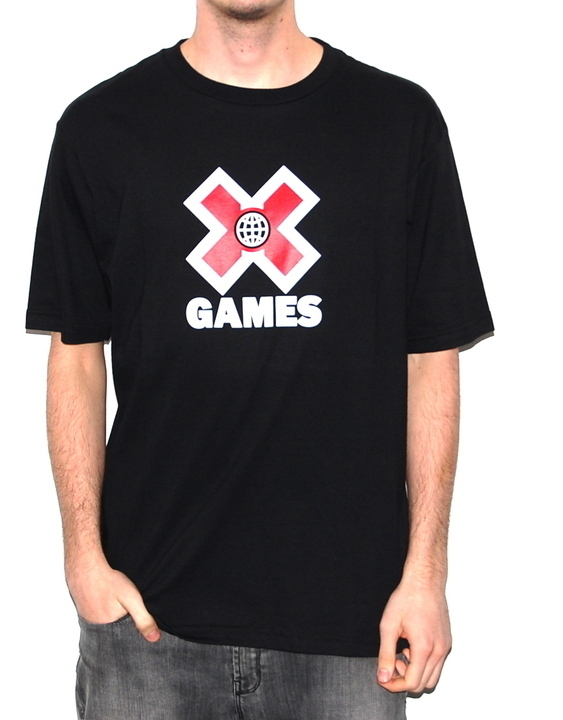 Mangas Cortas - X Games Remera Hard Kids