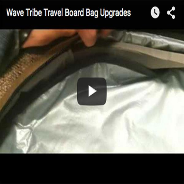 Wave Tribe Wheelie Global Shortboard Travel Boardbag