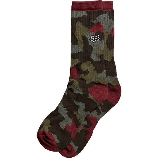 Medias - Fox Head Medias Fox Head Recoil Sock #11379161