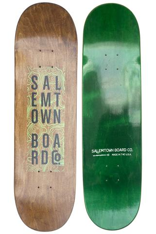 Boards - Salemtown Board Co The Rocky (Shortboard)