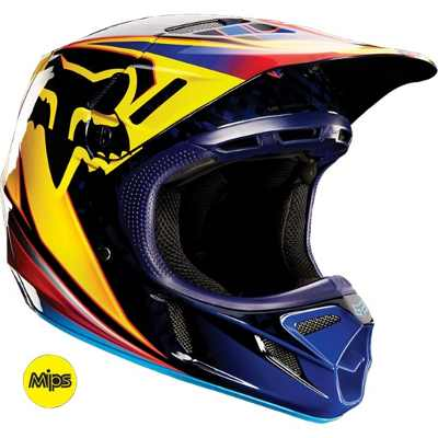 Cascos - Fox Head Casco Fox Head V4 Race Talle S / #11603009