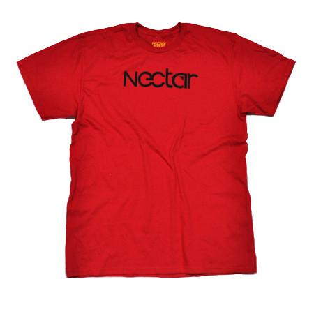 Tees - Nectar Sunglasses RED LOGO TEE