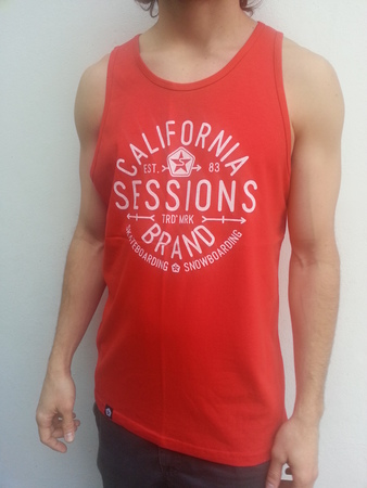 Musculosas - Sessions Musculosa California