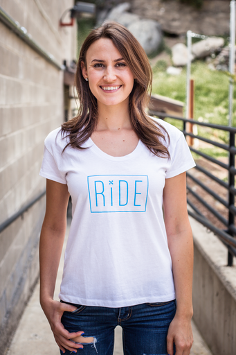Tees - California 89 WOMEN'S SHORT SLEEVE ROADTRIP TEE RIDE