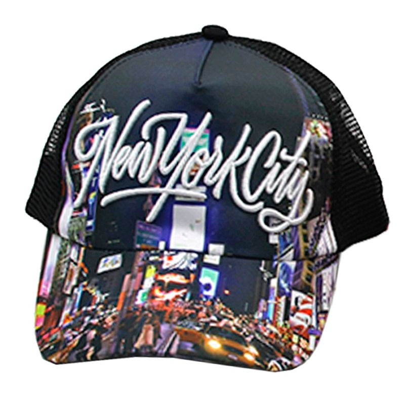 Truckers - Fight For Your Right Gorra Trucker NY
