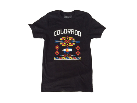 Tees - So-Gnar Colorado Buffalo Tee