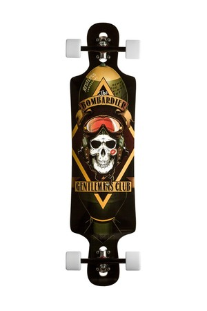 Boards - Restless Longboards B52 Deck Longboard