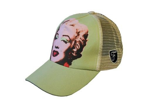 Truckers - Fight For Your Right Gorra Marilyn