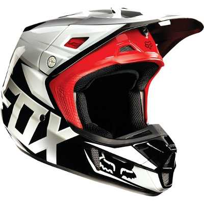 Cascos - Fox Head Casco Motocross Fox Head - V2 Race
